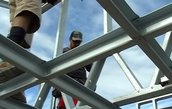 Ease of Frame Installation