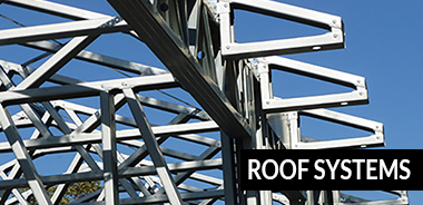 Steel roof systems.